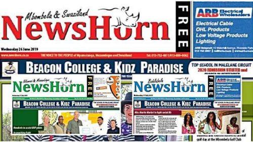 NewsHorn Editions 161, 162, 163 - 17/07/2019