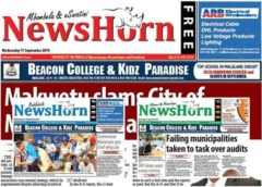 NewsHorn Edition 173, 174, 175 now available online