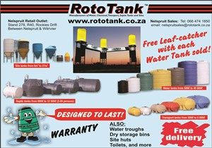Roto Tank Neslpruit