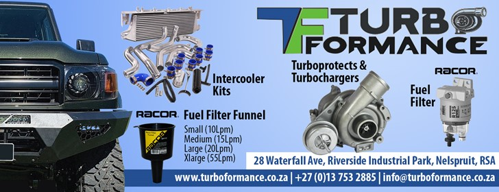 Turboformance advert