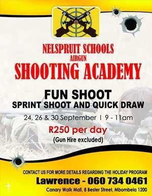 Nelspruit Schools Shooting Academy