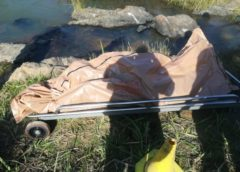 A mentally disturbed  man from Shatale was found dead in a river.