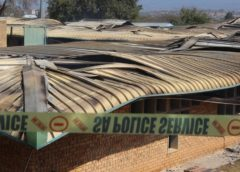 TELEPHONE NUMBERS TO BE USED AT THE BURNT ACORNHOEK POLICE STATION