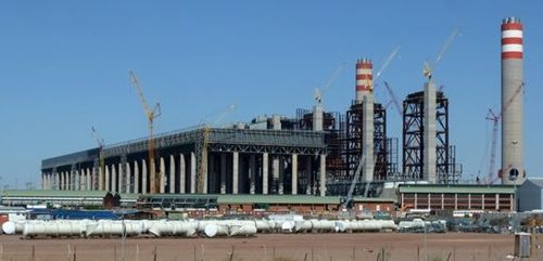 The multi billion rand Medupi power plant