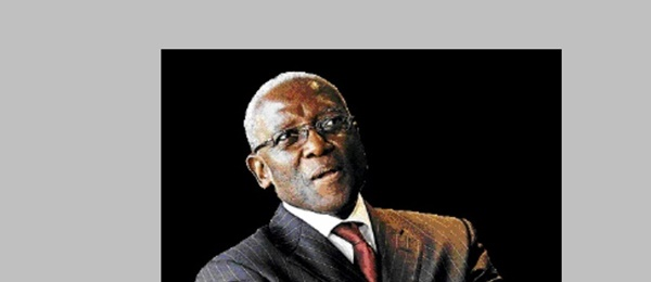 SA Chief Justice Sandile Ngcobo
