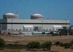 Koebrg nuclear plant in the Western Cape, SA