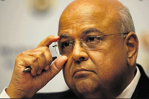 Pravin Gordhan responsible for state owned enterprises in SA government