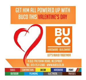 Buco Valentines Day Advert