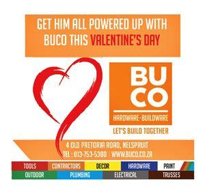 Buco Valentines Day Advert