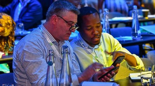 AgriTech conference in SA on agriculture and technology