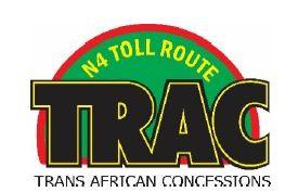 TRAC4 Toll Route logo